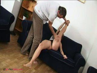 ideal gymnast action, ideal kamasutra movie, fresh bigbreast video