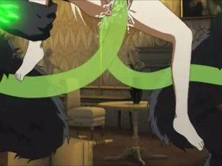 echt hentai, fantasie seks, voorlegging