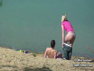 nice voyeur, best flashing sex, hot outdoors film