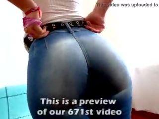 alle buit video-, kwaliteit bubble butt porno, echt big ass gepost