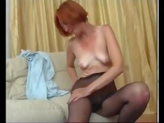 Mature Pantyhose Hairy Pussy Solo, Free Porn f9