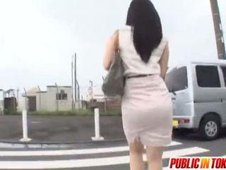 full japanese, all horny hot, bus fun