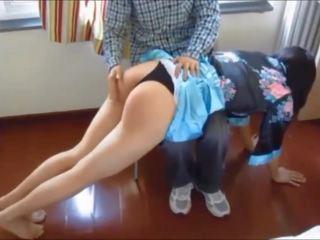 echt bdsm, spanking, vol whipping klem