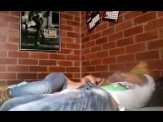 Horny College Girl Dorm Sextape 1