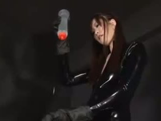 any japanese fun, ideal bdsm hq, nice latex all