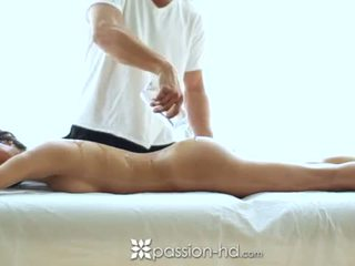 Passion-HD - Sexy latina Chloe Amour cums hard on some cock