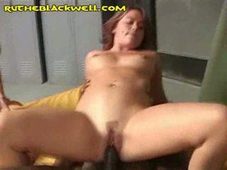 Interracial anal huge one