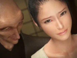 orale seks tube, meer deepthroat seks, japanse video-