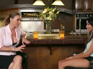 My Daughter's Friend - Tanya Tate and Marina Angel <span class=duration>- 6 min</span>