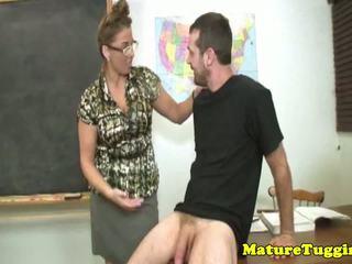 Bigtitted MILF Teacher Stacie Starr Tugging: Free Porn 5e