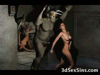 Al 3-lea demons la dracu fierbinte prunci!