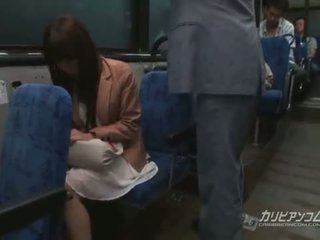 chikan fucked on bus