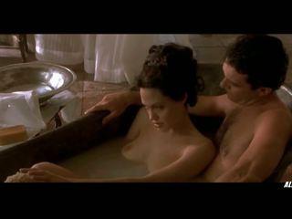 Angelina jolie i original sin, fria alla celebs klubb högupplöst porr