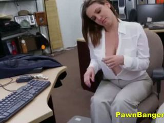 brunette, real chubby, hot doggystyle fucking