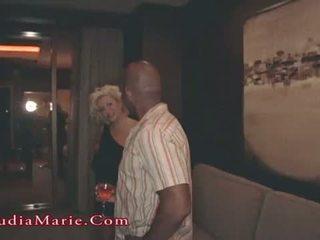 kwaliteit grote tieten neuken, echt interraciale klem, controleren escorte