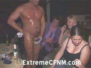 Extreme Cfnm Stripper Sucked By Amateur Women