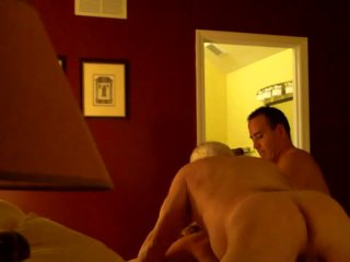 60year Old Wife Fucking Young Man and Husband 4: HD Porn a2
