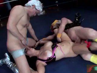 Chyna wrestler takes to anál plný scéna 2