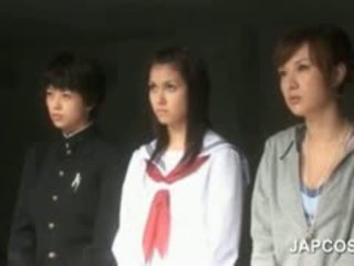 Asian Hot Ass Actress Plays Seductress In Cosplay Scene
