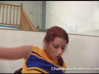 فتاة sarah blake bounces لها taut twat فوق و إلى ل meaty كوك