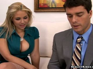 nice blondes full, hottest big tits, ideal office you
