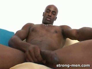 big dick, stud, muscle