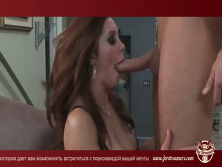 Sexy Francesca Lee being screwed by a stallion - ForDreamers*