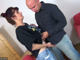 Oldnanny dojrzała babcia enjoying świeży meat: darmowe hd porno 84