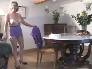 controleren striptease mov, oma, grote tieten klem