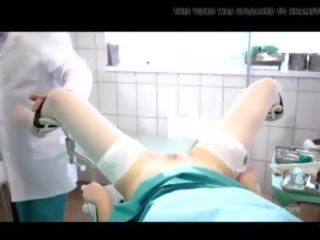 ideaal voyeur kanaal, verborgen camera porno, vers dokter