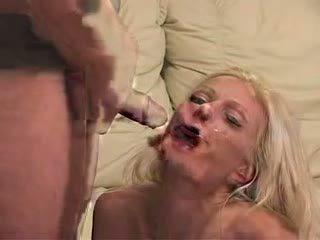 Blonde pussy bj cream gifs