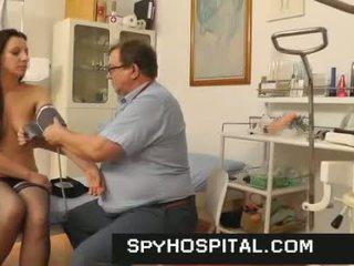 vol vagina klem, ideaal dokter video-, ideaal ziekenhuis