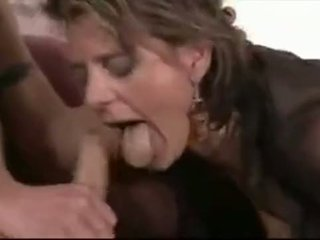 Mother fucking with her son