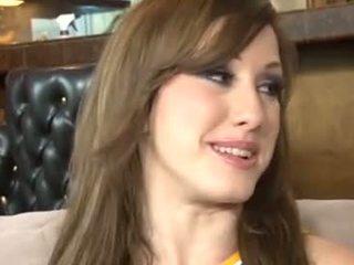 brunette, echt dubbele penetratie kanaal, kijken vaginale sex thumbnail