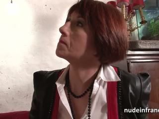 heiß sperma im mund heißesten, sehen französisch spaß, beobachten reift jeder
