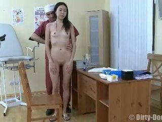 vagina, dokter, ziekenhuis mov