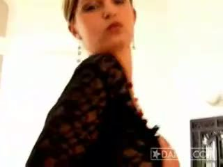 Renata daninsky aka peach on dannicom black dress