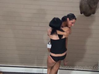 Megan jones jasimine sinclair 레슬링
