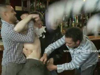 controleren kerel kanaal, heetste groepsseks neuken, een homo- video-