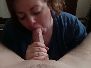 Sucking dick early in the morning
