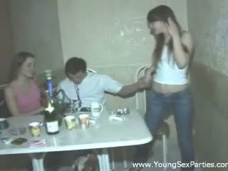 check group sex, nice ffm, fun teen clip