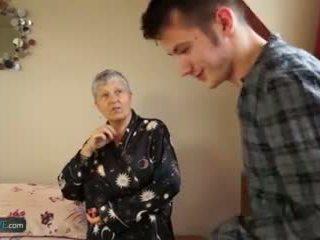 vecs, gilf, vecāks, vecmāmiņa