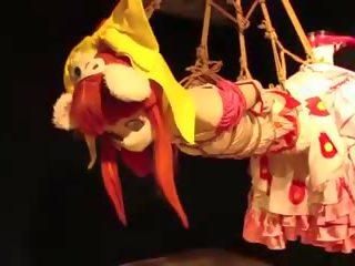 Hanging Kigurumi Breathplay, Free Masturbation HD Porn 61