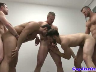 groepsex neuken, meer homo-, spier
