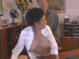 vintage, big natural tits, german