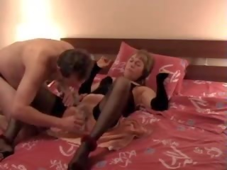 Aunt Sarah was Wanting, Free Mature Porn Video 6b