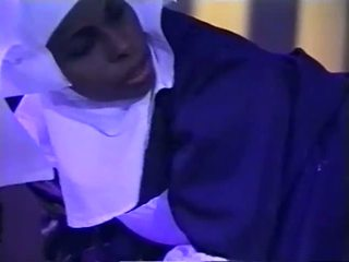 Black Nun Couldn't Resist Anymore, Free Porn 8d