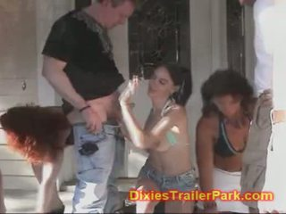 Mom and Daughter open a WHOREHOUSE