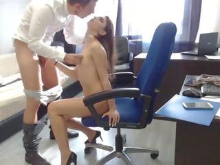 Secretaria porno