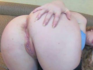 i ri redheads nxehtë, i madh seks anal pamje, më prekje më